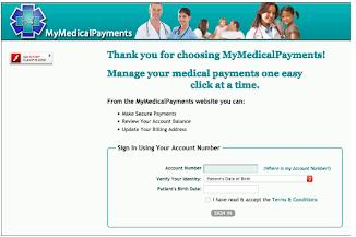 mymedicalpayment